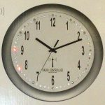 L'orologio di cartone