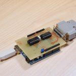 Emulatore di BUS parallelo 8 bit con Arduino