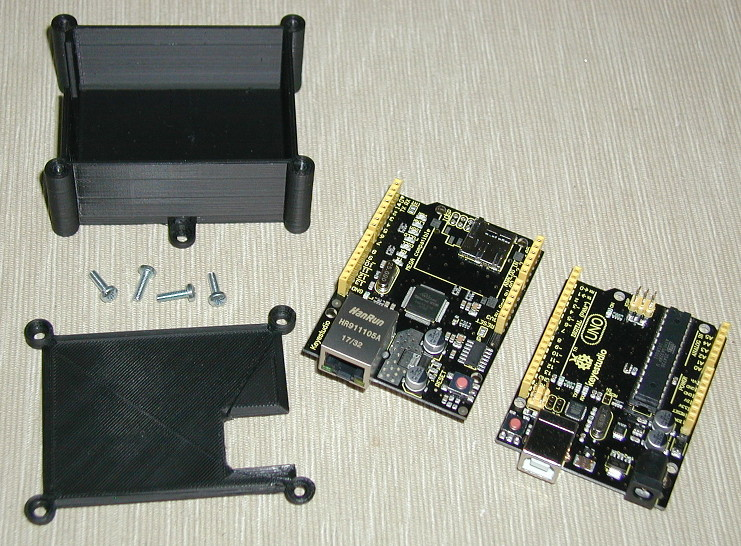 Arduino pico server MQTT